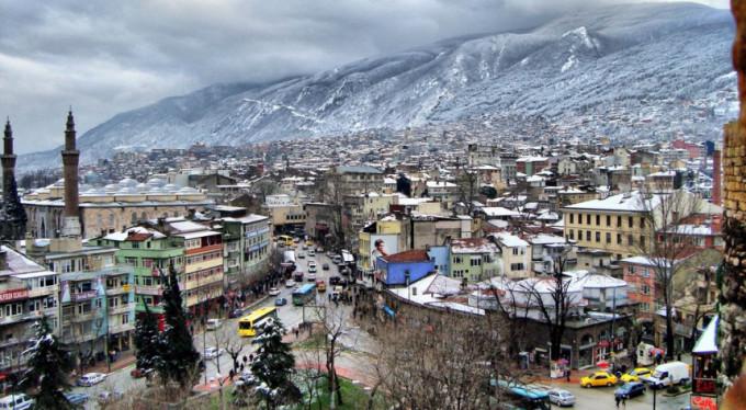Bursa'nın dört mevsimi fotoğrafla buluşuyor