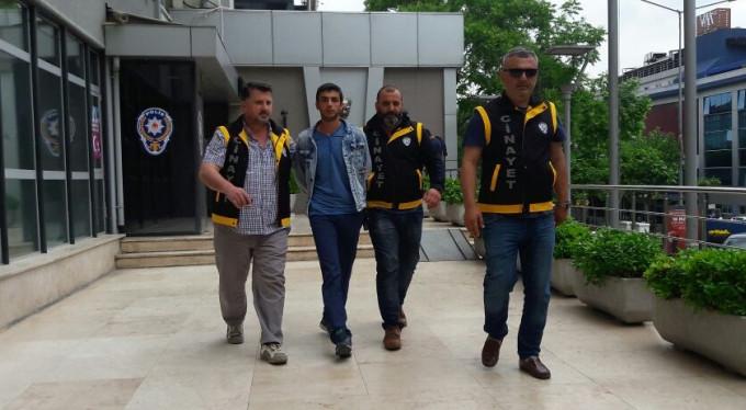 Tüfekle yaraladı, Bursa Terminali'nde yakalandı