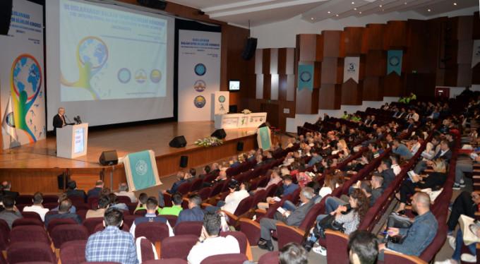 Uluslararası Balkan Spor Bilimleri Kongresi Bursa'da yapılıyor
