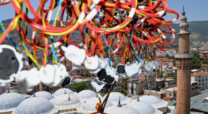 Ulu Camii ramazana hazırlanıyor