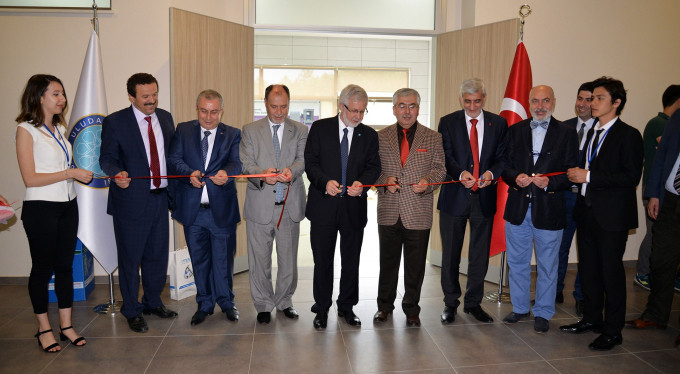 Uludağ Üniversitesi'ne yeni laboratuvar