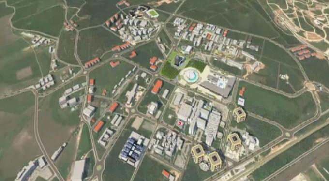 İşte Uludağ Üniversitesi'nin yeni görünümü