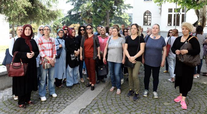 Bursa'da veliler okul müdürü için ayaklandı!