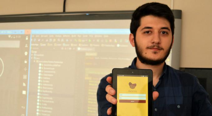 Türk öğrencilerden Instagram'a rakip uygulama!