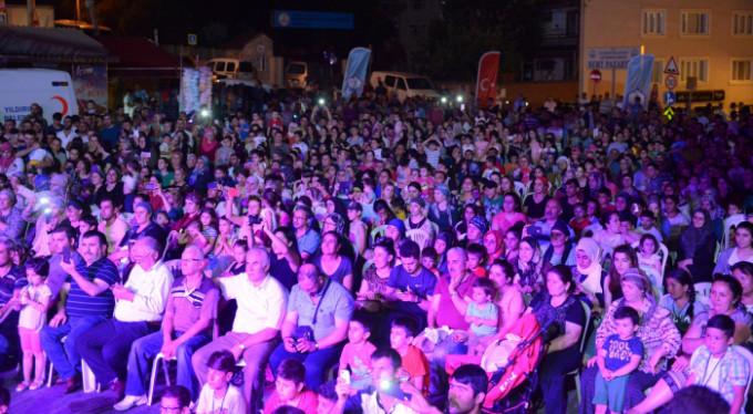 Bursa'da festival coşkusu