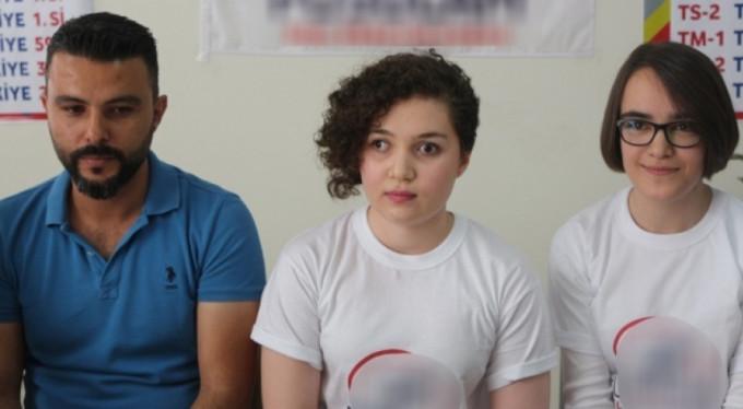 Görme engelli öğrenci Türkiye birincisi!