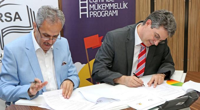 Bursagaz'dan Milli Eğitiminin projesine destek
