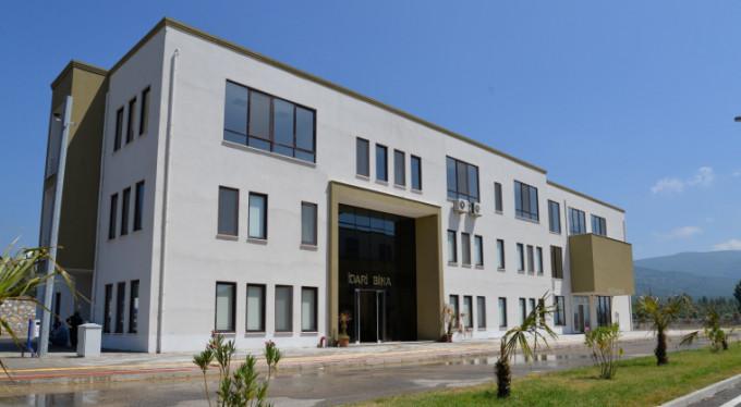 Uludağ Üniversitesi'ne Göl manzaralı yeni bina