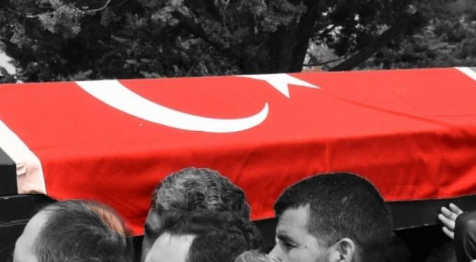 Şehit ateşi Konya'ya düştü