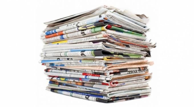 Gazete ve dergiye olan ilgi azalıyor
