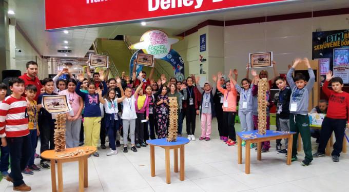 Bursa'da öğrencilere bilimli yaz tatili