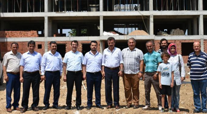 Bursa'ya yeni okul