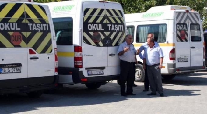 Bursa'da okul servisleri cep yakacak!