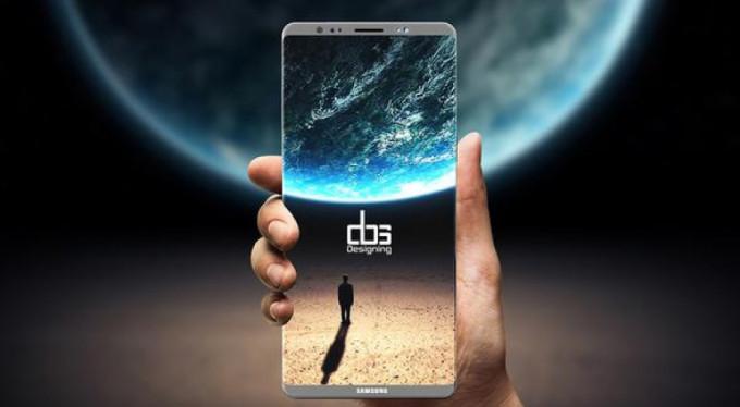 Galaxy Note 8 için tarih verildi
