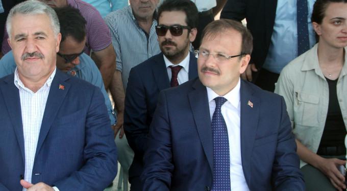 Bursa'da Çavuşoğlu'ndan Kılıçdaroğlu'na sert sözler