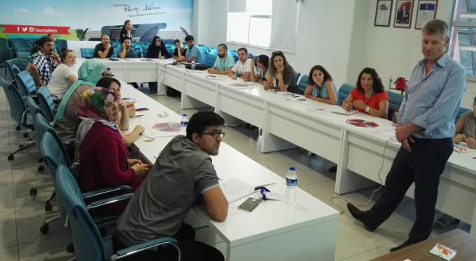 Bursa'da uluslararası eğitim çalıştayı