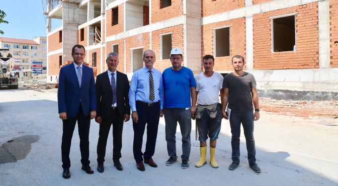 Bursa'daki üniversitelilerin barınma sorunu çözülüyor!