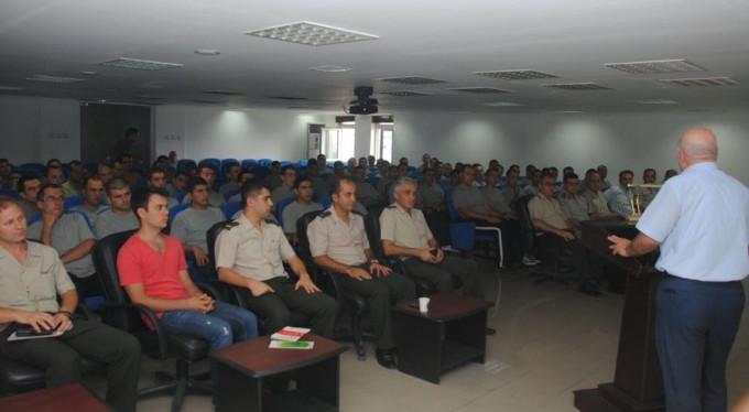 Bursa'da doğal afet semineri