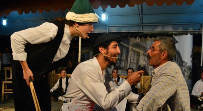 Bursa'da 'Her Yerde Tiyatro'