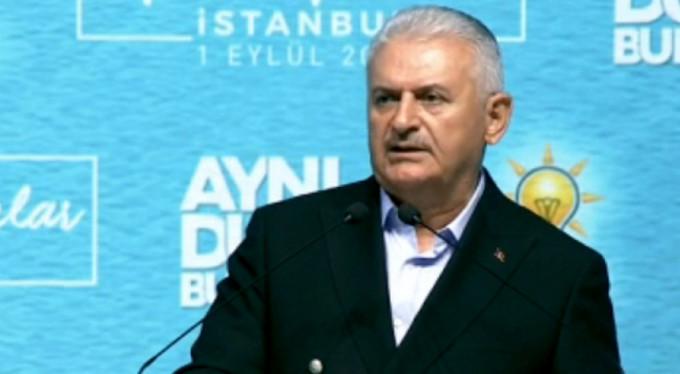 Yıldırım: 'Arakan'daki vahşetin adı soykırımdır'