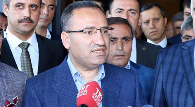 Bozdağ'dan Kuzey Irak'taki referanduma eleştiri