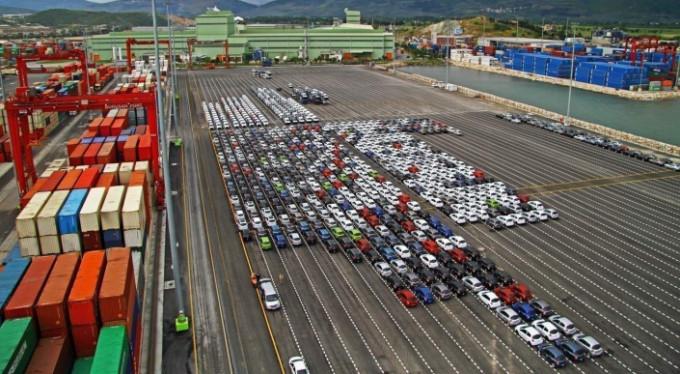 Otomotiv ihracatında flaş yükseliş