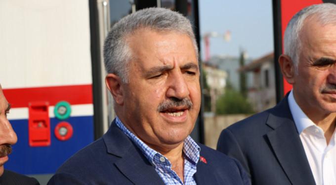 Arslan: 'Türkiye kendi trenini yapabilir hale gelecek'