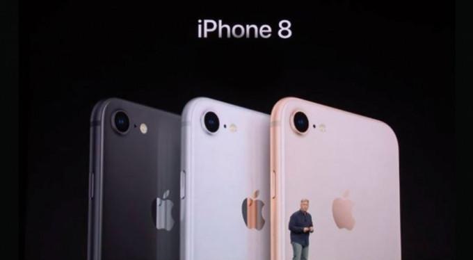 Iphone 8 tanıtıldı!