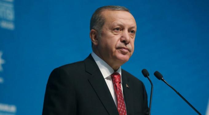 Erdoğan'ın heykelinin yapılmasına tepki