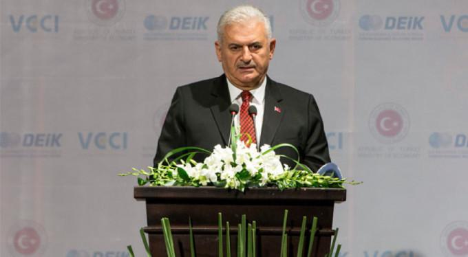 Başbakan'dan CHP'ye sert tepki
