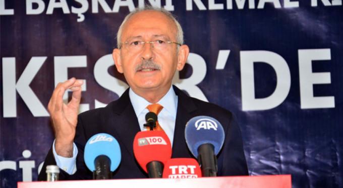 Kılıçdaroğlu: '4 yılda terörü bitireceğim'