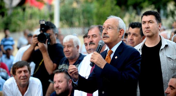 """Kılıçdaroğlu: """"Benim oğlum niye askere gitmesin"""""""