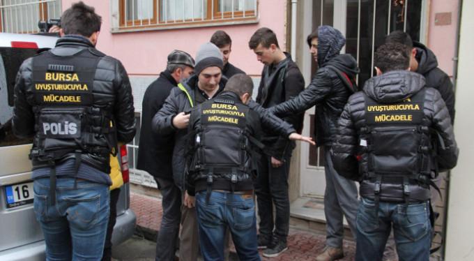 Bursa'da okullarda sıkı önlem