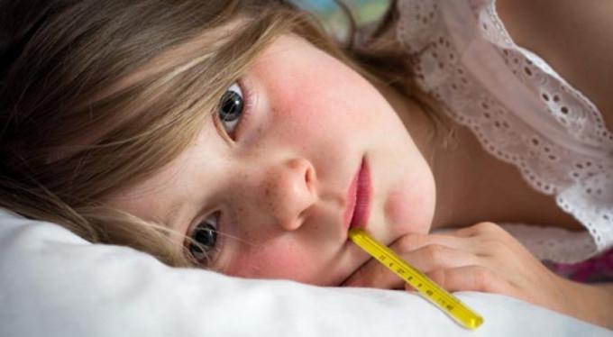 Çocuklarda o hastalıklara dikkat!
