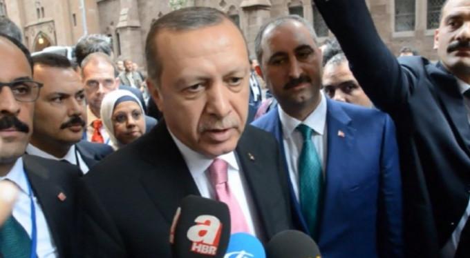 Erdoğan açıkladı! Üniversiteye giriş sınavları...
