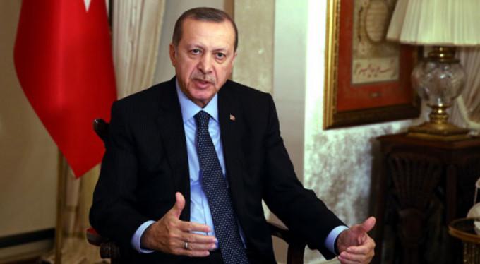 Erdoğan'dan ABD'de flaş açıklamalar!