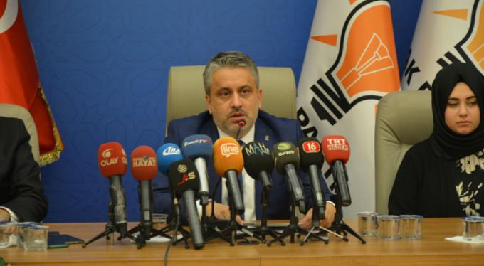 İşte AK Parti Bursa İl Yönetimi!