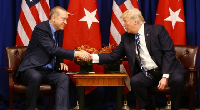 Erdoğan - Trump görüşmesi sonrası açıklama