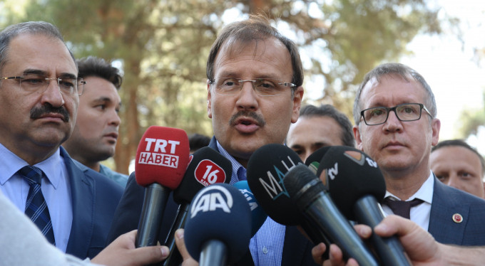 Çavuşoğlu'ndan Bursa'da referandum açıklaması!