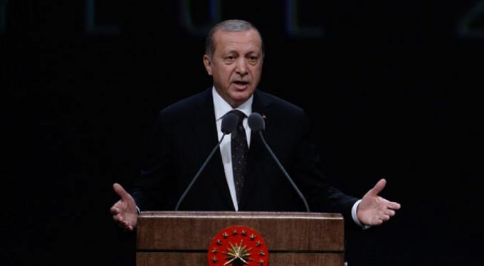 """Erdoğan: """"Şu anda tüm ihtimaller masada"""""""
