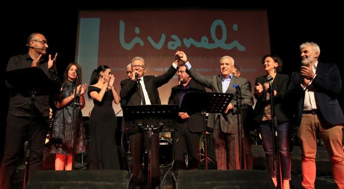 Livaneli'nin 50. sanat yılı Bursa'da kutlandı