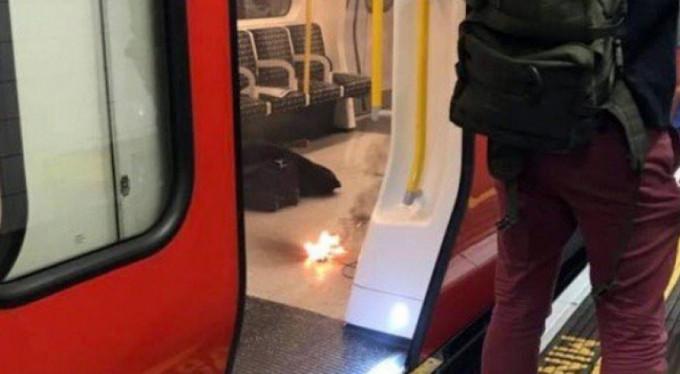 Londra'da büyük panik! Yolcular tahliye edildi