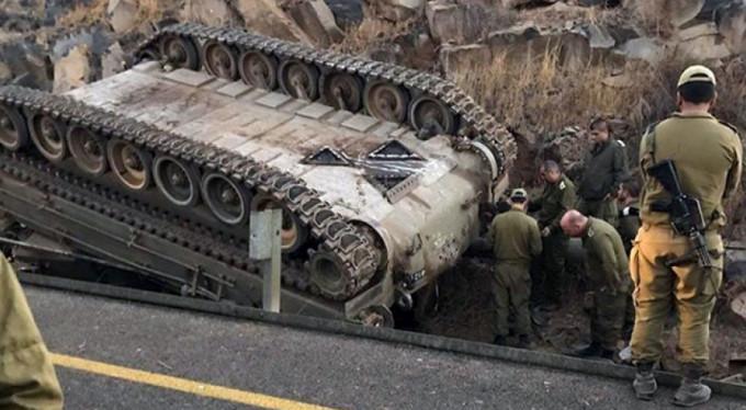 İsrail askerleri yanlışlıkla kendini patlattı! Ölüler var