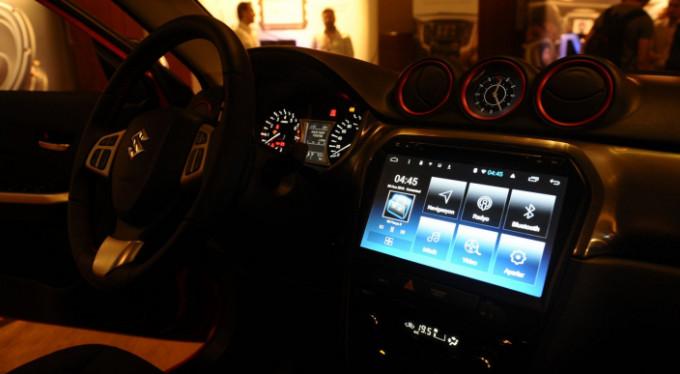 Yerli otomobile yerli elektronik sistem