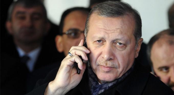 Cumhurbaşkanı Erdoğan, Katar Emiri ile görüştü
