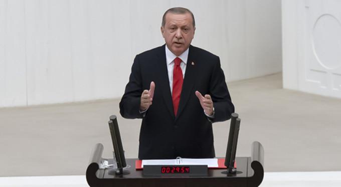 Erdoğan: AB'ye ihtiyacımız kalmadı