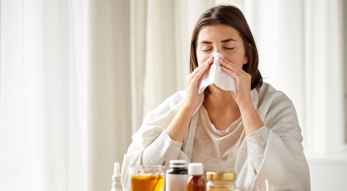 İşte gripten korunmanın en etkili yolu!