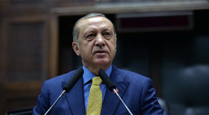 """Erdoğan: """"Eğer kendilerine gelmezlerse..."""""""