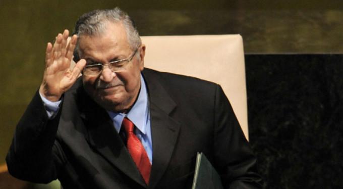Talabani hayatını kaybetti