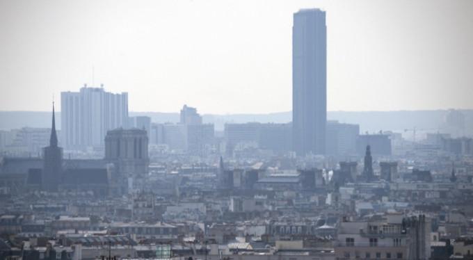 Paris'te patlama!